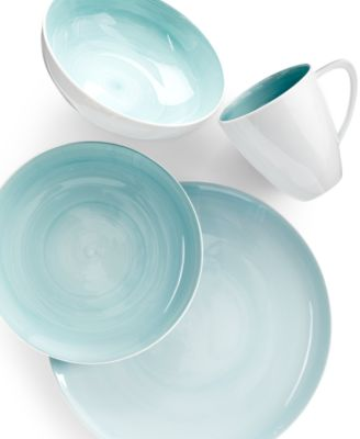 Mikasa Savona Teal Collection Dinnerware Dining