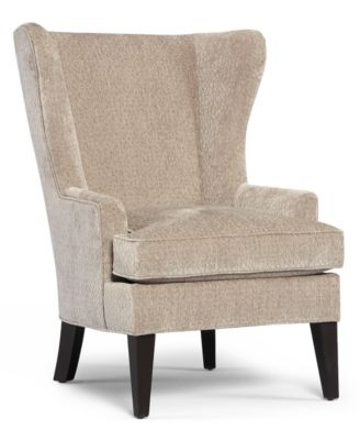 Martha Stewart Saybridge Collection Fabric Accent Wing