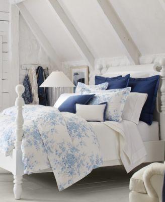 Ralph Lauren Dauphine Comforters Bedding Collections Bed Amp Bath Macys