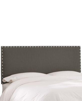 Elrene Kaiden Blackout Linen 52 X 95 Window Panel Curtains Amp Drapes Macys