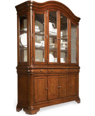 Furniture Bordeaux China Cabinet   Furniture   Macy s