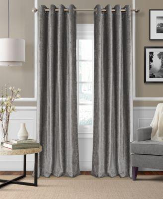 velvet curtains macy s