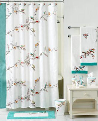 Lenox Simply Fine Bath Chirp Collection Bathroom Accessories Bed Amp Bath Macys