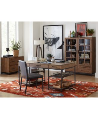 Home Office Furniture and Desks   Macy s Gatlin Home Office Furniture Collection  Created for Macy s