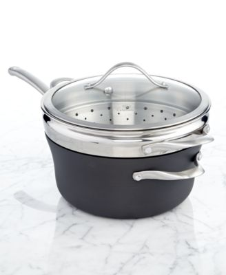 Calphalon Contemporary Nonstick 45 Qt Covered Steamer