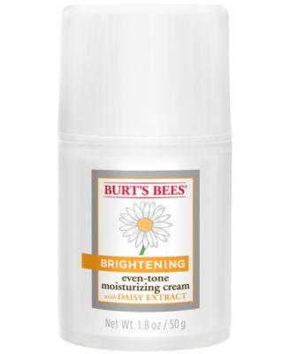 Burt's Bees Brightening Even-Tone Moisturizing Cream, 1.8 oz