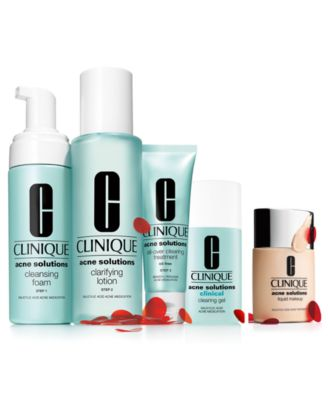 Clinique Acne Solutions Skin Care Beauty Macys