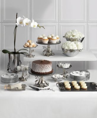Michael Aram White Orchid Serveware Collection Serveware