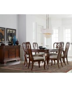 Dining Room Furniture   Macy s Bordeaux Dining Room Furniture Collection  Created for Macy s