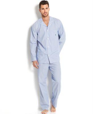 Pajamas Flannel Mens Macys
