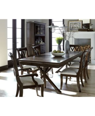 Baker Street Dining Furniture Collection Furniture Macys