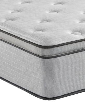 beautyrest queen mattress pillow top
