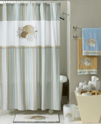 Avanti Quot By The Sea Quot Bath Collection Bathroom Accessories