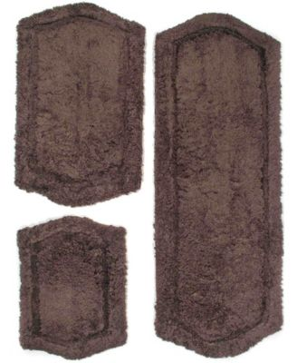 brown bath rugs and mats macy s