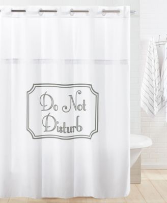 hookless hello gorgeous shower curtain