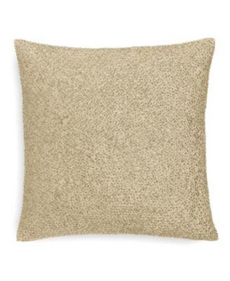 gold euro pillow shams macy s