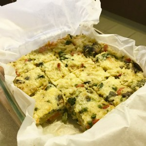 rice slice recipe
