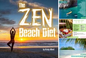 zen beach diet