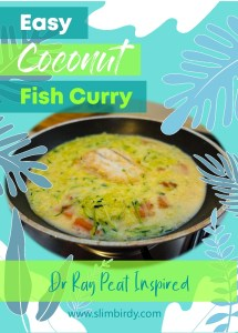Easy Coconut Fish Curry