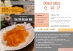 Ray Peat Carrot Salad