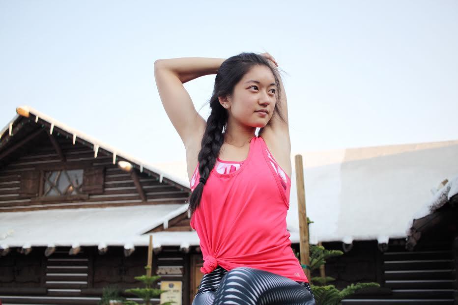 winnie healthy workout
