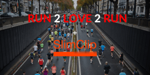 love 2 run 5k and slimclip case
