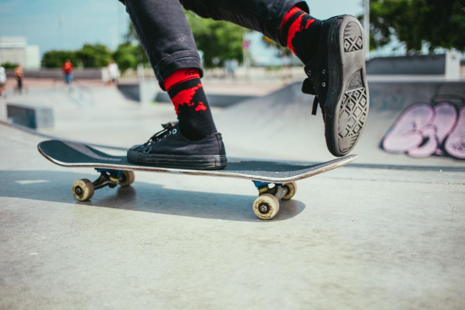slimclip case skateboarding