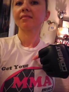 MMA home workout program
