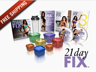 21-day fix weight loss program