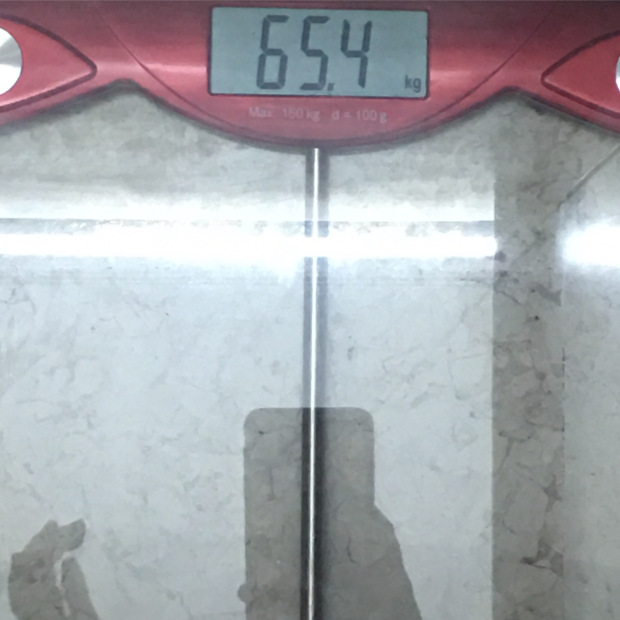 Saturday Weigh-In #3