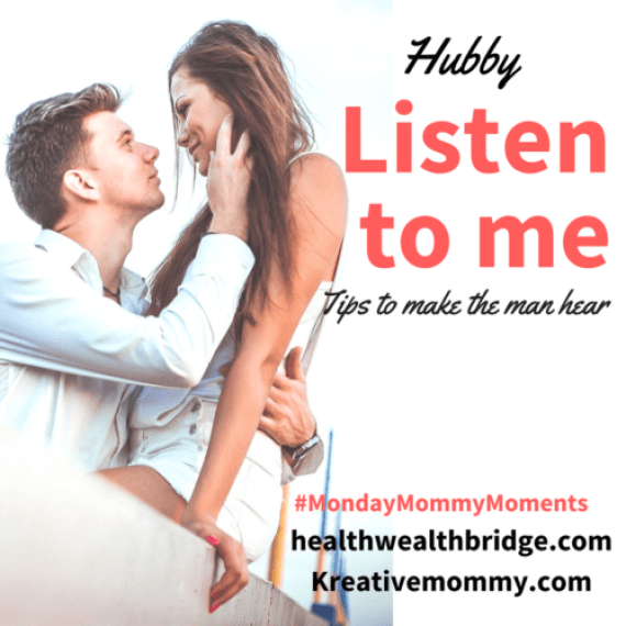 MondayMommyMoments – Dear Husband