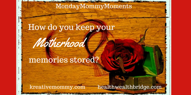 Motherhood Memories Kept Fresh