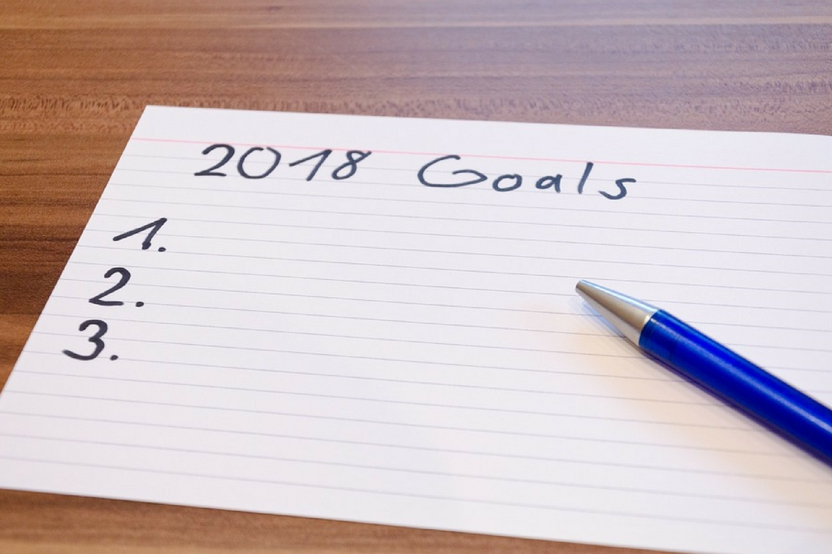 2018 Resolutions & Word Of The Year