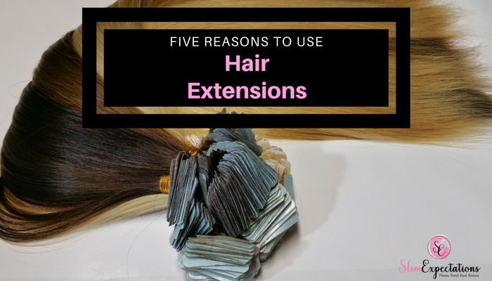 5 ways hair extensions make your life easy