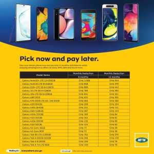How To Purchase Latest Samsung Smartphones In Ghana On Credit