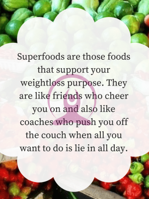 Tips about super foods