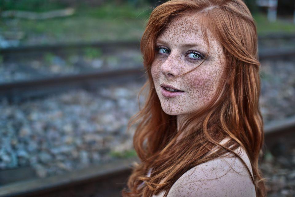 Redhead Porn Star With Tattoos Slimpics