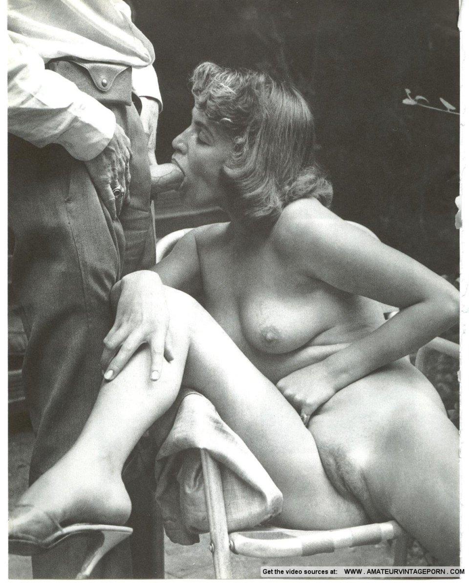 Vintage Porn Blowjobs Size