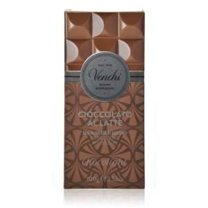 Mliečna čokoláda bez cukru
