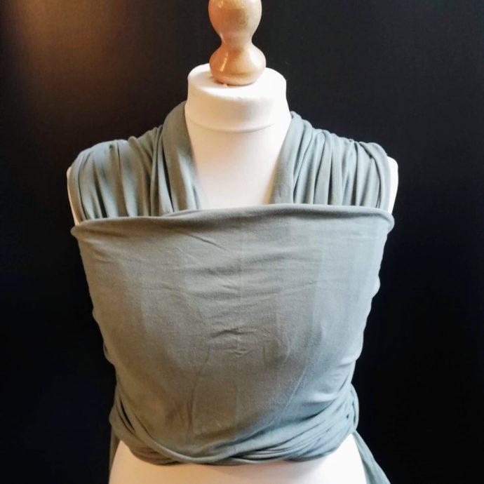 olive stretchy wrap
