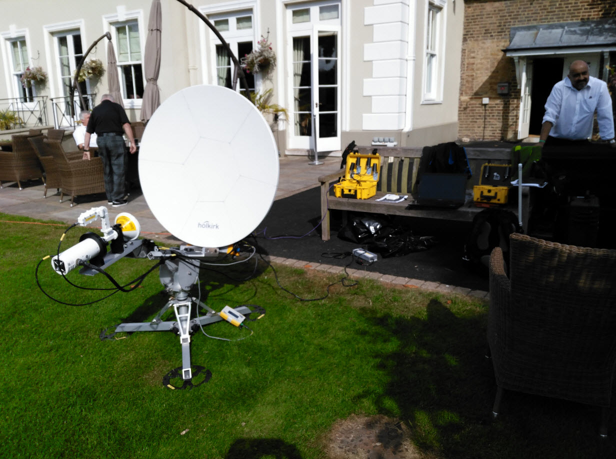 vsat-for-events