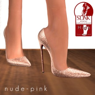 Ad Siren Nude-Pink