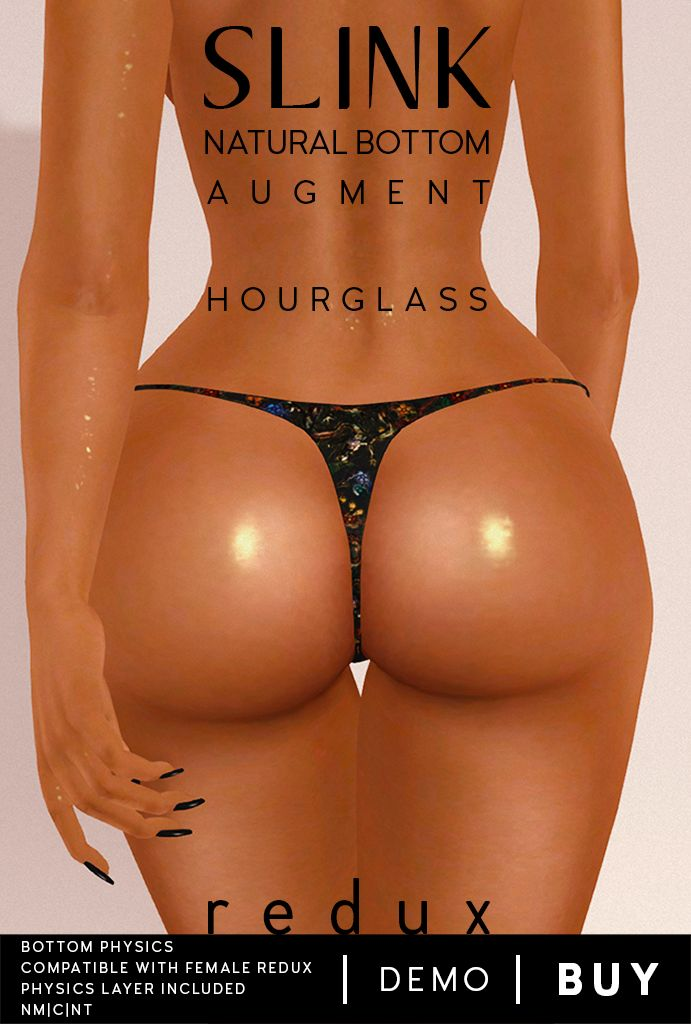 Slink Bottom Augment HG Poster