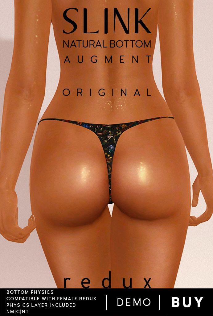 Slink Bottom Augment ORIG Poster
