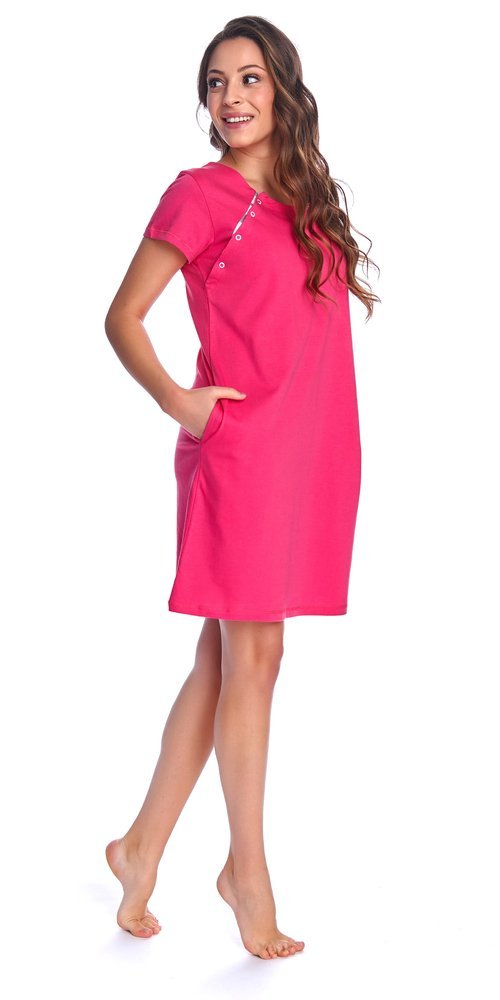 pol pl Koszula Nocna TCB 9992 Doctor Nap hot pink 57218 4 3 - The Most Stylish Two-Piece For This Season