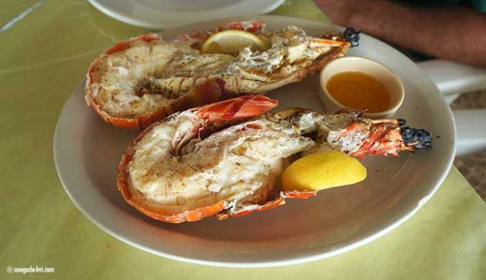 delightful lobster dish