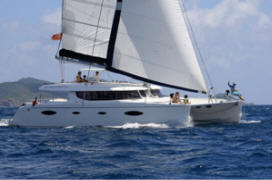 Catamarans From 36 to 60 feet