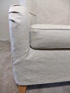 Janes Chair Front Arm