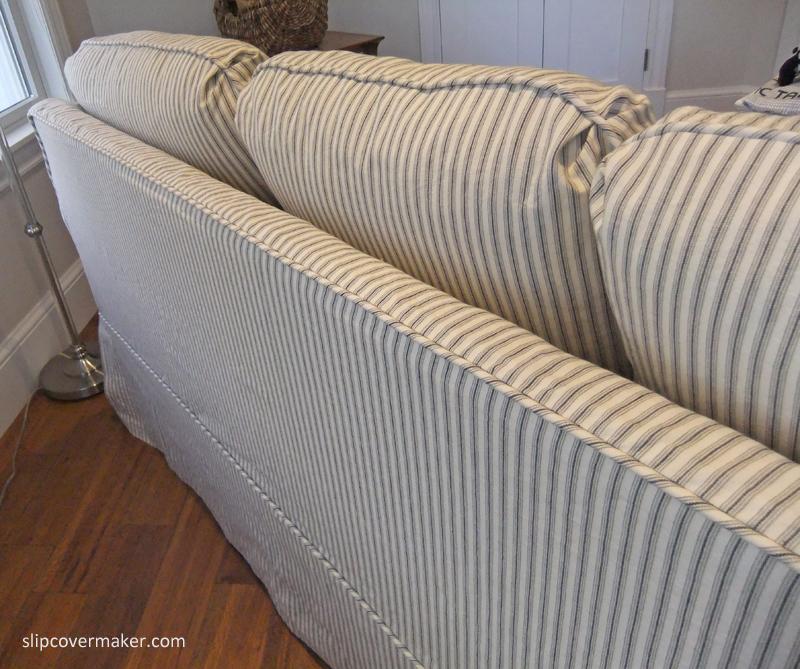 3 Slipcover Design Tips for Updating Your Old Sleeper Sofa