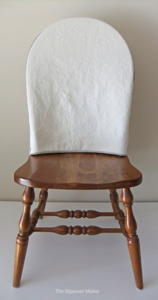 Slipcover Topper for Windsor Chair